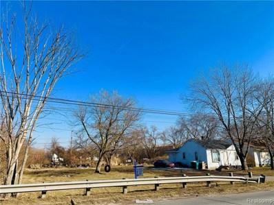 6837 Middlebelt Rd, Romulus, MI 48174 - MLS#: 21579117