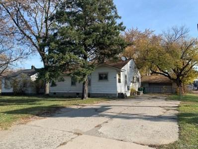 6845 Middlebelt Rd, Romulus, MI 48174 - MLS#: 21579118