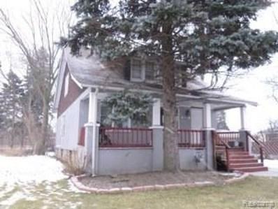 19326 Hoyt St, Detroit, MI 48205 - MLS#: 21579158