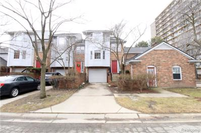 826 Seville Row, Detroit, MI 48202 - MLS#: 21579804