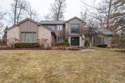 2322 Oak River Crt, Troy, MI 48098 - MLS#: 21581080