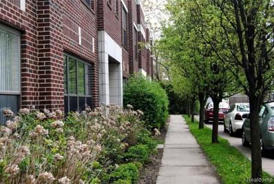 60 W Bethune St, Detroit, MI 48202 - MLS#: 21582869