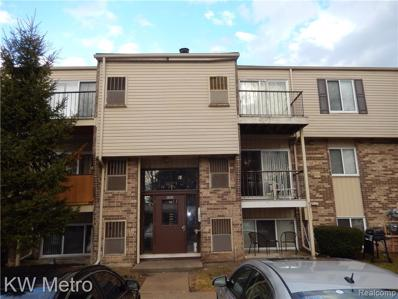 38290 Fairway Crt UNIT Unit#14>, Clinton Township, MI 48038 - MLS#: 21583357