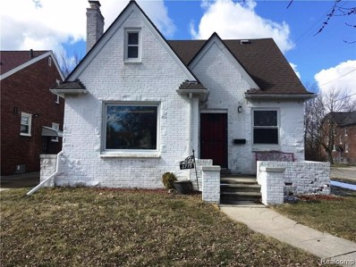 3715 Bedford St, Detroit, MI 48224 - MLS#: 21584956