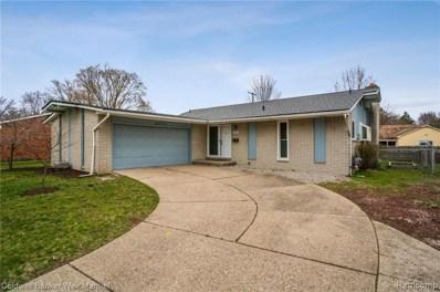 14422 Ramblewood St, Livonia, MI 48154 - MLS#: 21594422