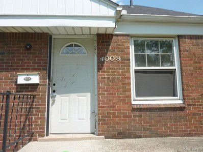 4008 Chatsworth St, Detroit, MI 48224 - MLS#: 21595564