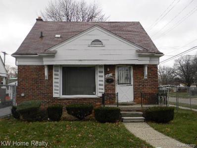 19965 Cooley St, Detroit, MI 48219 - MLS#: 21595842