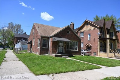 3901 Bedford St, Detroit, MI 48224 - MLS#: 21598147