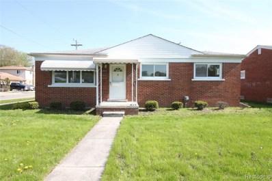 22013 Barton St, Saint Clair Shores, MI 48081 - MLS#: 21602447