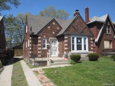 17357 Birwood St, Detroit, MI 48221 - MLS#: 21607548