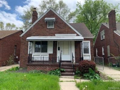 10601 Haverhill St, Detroit, MI 48224 - MLS#: 21607772