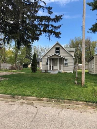 835 Cedar St, Pontiac, MI 48342 - MLS#: 21612348