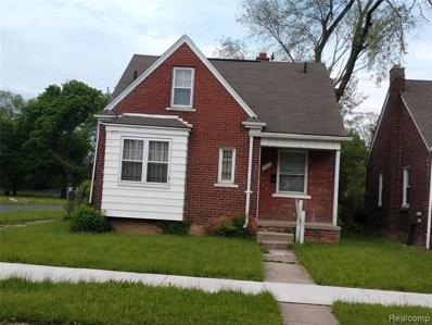8166 Lauder St, Detroit, MI 48228 - MLS#: 21615323