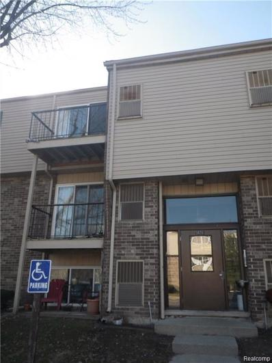 38261 Fairway Crt UNIT Unit#93>, Clinton Township, MI 48038 - MLS#: 21615405
