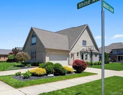55512 Rhine Ave, Macomb, MI 48042 - MLS#: 21615958
