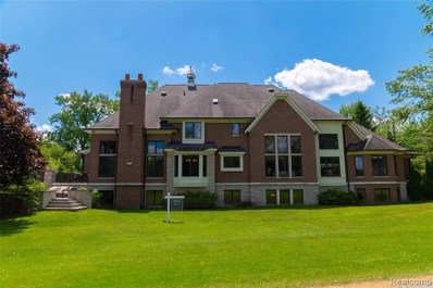1254 Cedarholm Ln, Bloomfield Hills, MI 48302 - MLS#: 21616905