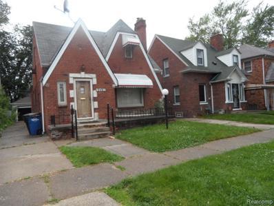 18687 Monica St, Detroit, MI 48221 - MLS#: 21618597