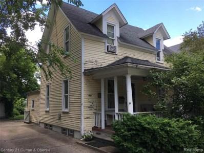 824 Mason St, Dearborn, MI 48124 - MLS#: 21621377