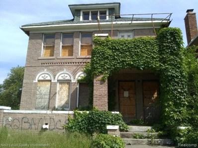 4264 W Grand St, Detroit, MI 48238 - MLS#: 21626996
