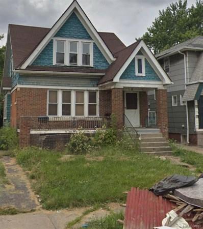 9161 Ward St, Detroit, MI 48228 - MLS#: 21632780
