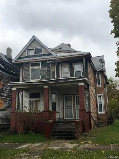 3820 Wabash St, Detroit, MI 48208 - MLS#: 21633962