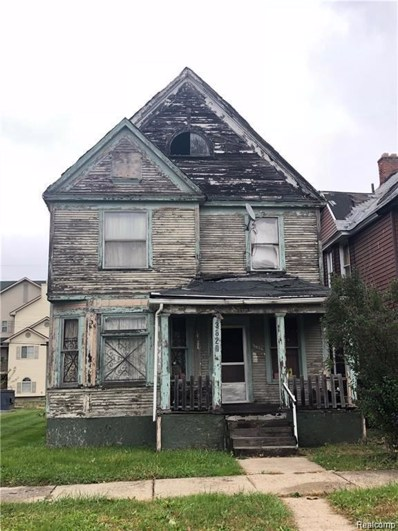 3826 Wabash St, Detroit, MI 48208 - MLS#: 21633965