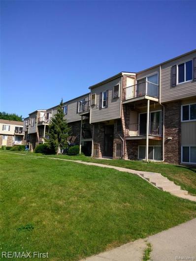 38272 Fairway Crt UNIT Unit#43>, Clinton Township, MI 48038 - MLS#: 21635459