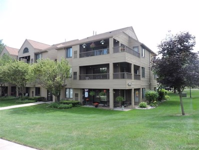 2465 Riverside Unit 214, Trenton, MI 48183 - MLS#: 21639117