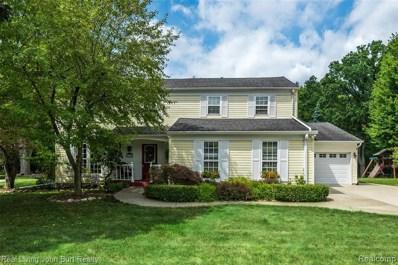 1179 Barneswood Ln, Rochester Hills, MI 48306 - MLS#: 21644070