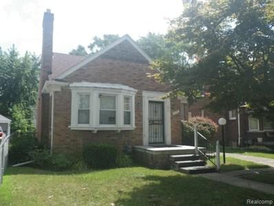 Stansbury St, Detroit, MI 48235 - MLS#: 21645180