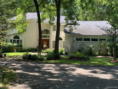 5230 Franklin Rd, Bloomfield Hills, MI 48302 - MLS#: 21645454