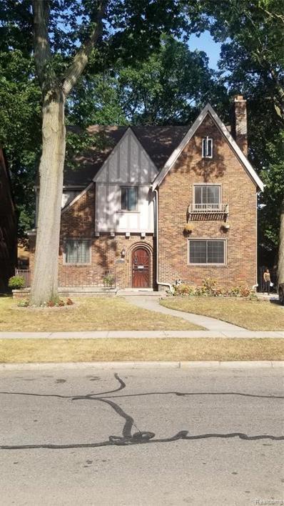 17596 Wildemere St, Detroit, MI 48221 - MLS#: 21647071