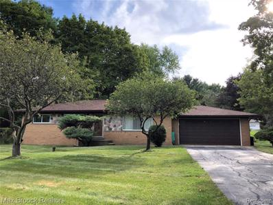 307 Arizona Ave, Rochester Hills, MI 48309 - MLS#: 21648165