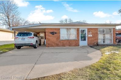 1544 Moulin Ave, Madison Heights, MI 48071 - MLS#: 21649472