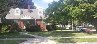 1356 Austin Ave, Lincoln Park, MI 48146 - MLS#: 21652145