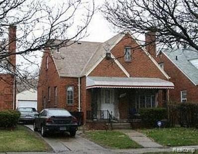 18495 Mendota St, Detroit, MI 48221 - MLS#: 21656061