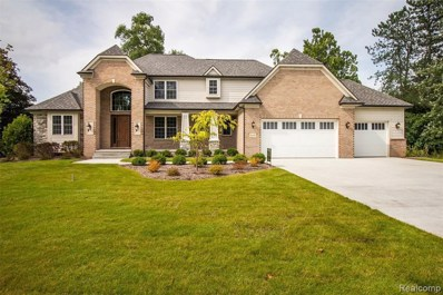 32800 Crimson Crossing Crt, Beverly Hills, MI 48025 - MLS#: 21657131