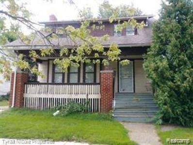 16821 Burgess, Detroit, MI 48219 - MLS#: 21658348
