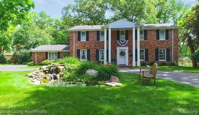 967 Peach Blossom Ln, Rochester Hills, MI 48306 - MLS#: 21662078