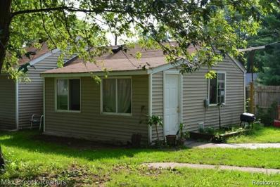 3164 Henrydale St, Auburn Hills, MI 48326 - MLS#: 21664082