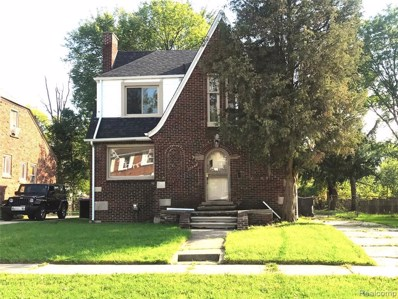 17537 Keeler St, Detroit, MI 48227 - MLS#: 21664663