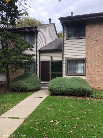 4551 Laurel Club Cir UNIT Unit#33>, West Bloomfield, MI 48323 - MLS#: 30778980