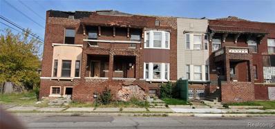 9118 Brush St, Detroit, MI 48202 - MLS#: 30780733