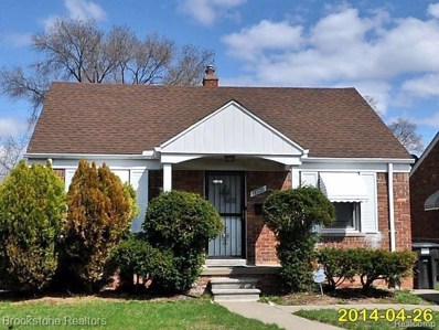 19960 Indiana St, Detroit, MI 48221 - MLS#: 30783734