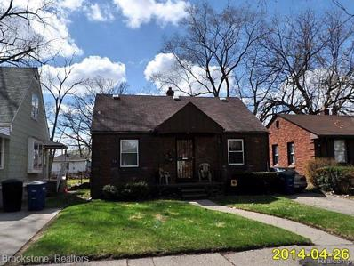 19961 Ohio St, Detroit, MI 48221 - MLS#: 30783754