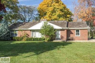 17817 N Nunneley, Clinton Township, MI 48036 - MLS#: 31306517