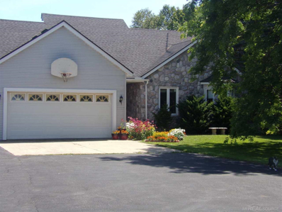 7560 N Lakeshore, Palms, MI 48465 - MLS#: 31316901