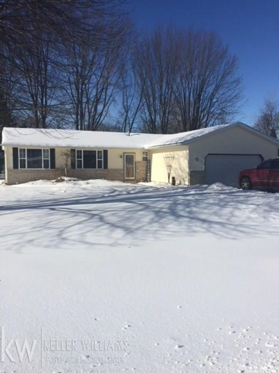 3133 Elecia, Port Huron, MI 48060 - MLS#: 31328541