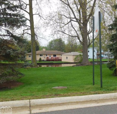 Vacant Pointe Drive, East China, MI 48054 - MLS#: 31331303