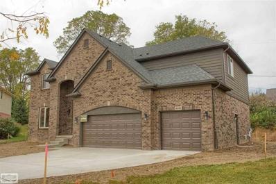 4481 Cedarhill Court, Auburn Hills, MI 48326 - MLS#: 31332874